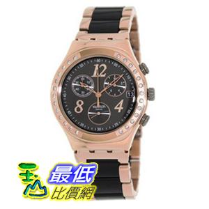 [美國直購 ShopUSA] Swatch 手錶 Dreamnight Rose Chronograph Ladies Watch YCG404G $5981