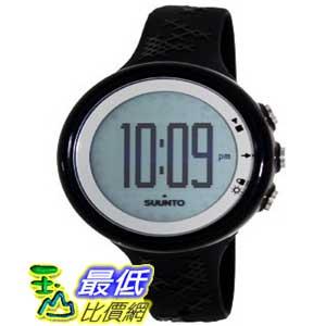[美國直購 ShopUSA] Suunto 手錶 M5 Womans Black/Silver SS018258000 Wristop Heart Rate Monitor Watch with Movestick $6274