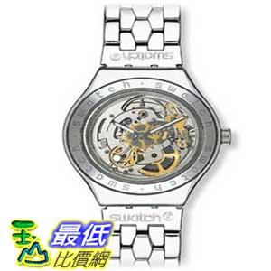 [美國直購 ShopUSA] Swatch 手錶 Men's YAS100G Automatic See Through Dial Crystal Watch $6036