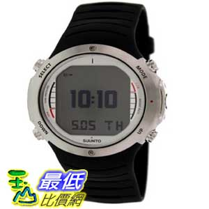 [美國直購 ShopUSA] Suunto 手錶 D6i Black Elastomer Watch SS018402000 $31200