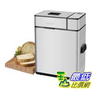[美國直購 ShopUSA] Cuisinart 麵包機 Bread Maker BMKR-200PC 392799 $5259
