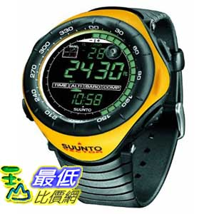 [美國直購 ShopUSA] Suunto Vector Yellow SS010600110 Sports 手錶 $7339