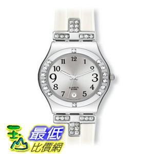 [美國直購 ShopUSA] swatch 手錶 Women's YLS430 Quartz Silver Dial Stainless Steel Watch $3347