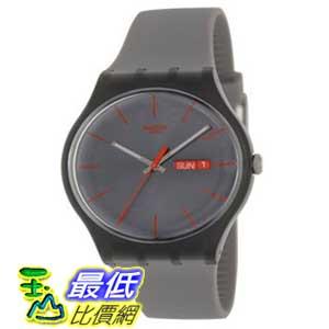 [美國直購] Swatch 手錶 Warm Rebel Mens Watch SUOM702