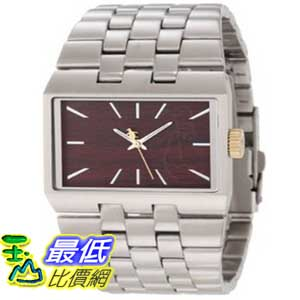 [美國直購 ShopUSA] Original Penguin 手錶 Men's OP 3007 SL Bogey Classic Analog Display Stainless Steel Watch $4608