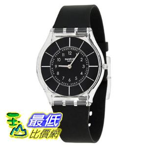 [美國直購 ShopUSA] Swatch 手錶 BLACK CLASSINESS Ladies Watch SFK361 $3433