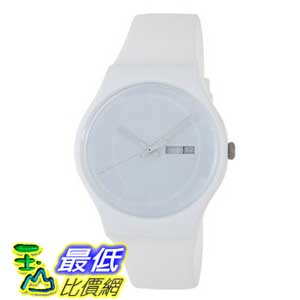 [美國直購 ShopUSA] Swatch 手錶 Originals White Rebel Mens Watch SUOW701 $2488
