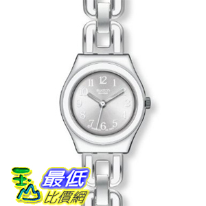 [美國直購 ShopUSA] Swatch 手錶 Women's Irony YSS254G Silver Stainless-Steel Swiss Quartz Watch with Grey Dial $3690