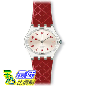 [美國直購 ShopUSA] Swatch 手錶 Originals Strawberry Jam Ladies Watch LK243 $2163