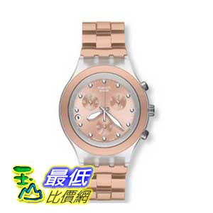 [美國直購 ShopUSA] Swatch 手錶 Full Blooded Caramel Watch SVCK4047AG $4819