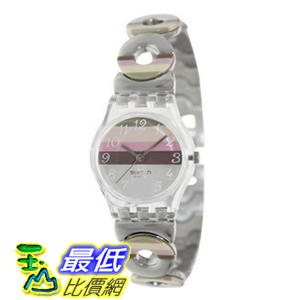 [美國直購 ShopUSA] Swatch 手錶 Metallic Dune Multicolor Stainless Steel w/ Resin Ladies Watch LK258G $2299