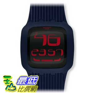 [美國直購 ShopUSA] Swatch 手錶 Touch Dark Blue Unisex Watch SURN101 $9353