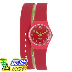 [美國直購 ShopUSA] Swatch 手錶 Biko Roose Pink and Yellow Ladies Watch LP131 $1902
