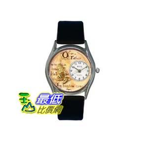 [美國直購 ShopUSA] 手錶 Whimsical Watches Unisex Lord's Prayer Silver Watch S0710010 $1713