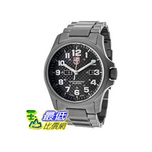 [美國直購 ShopUSA] Luminox Atacama 手錶 Field Day Black Carbon Fiber Dial Gubmetal PVD Mens Watch 1922 bfy $16846