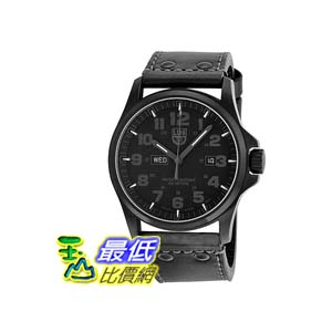 [美國直購 ShopUSA] Luminox Atacama 手錶 Field Day Black Dial Black Leather Watch SU1921.BO bfy $13525