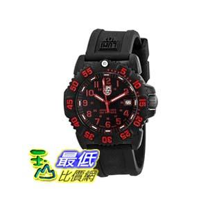 [美國直購 ShopUSA] Luminox 手錶 Colormark 7050 Series Black Rubber Strap Watch 7066 bfy $8122