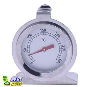 _a@[103玉山最低比價網] 廚房 烘培 不?鋼 焗爐 座式 烤箱 溫度計 0300度 (800315_WA18)  $79