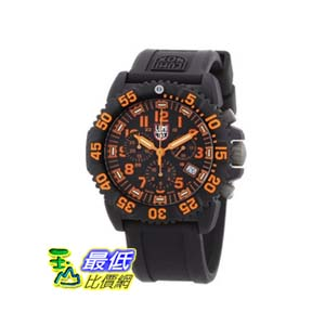[美國直購 ShopUSA] Luminox 手錶 EVO Colormark Black Dial Black Rubber Men's Watch 7051 男表 $12295