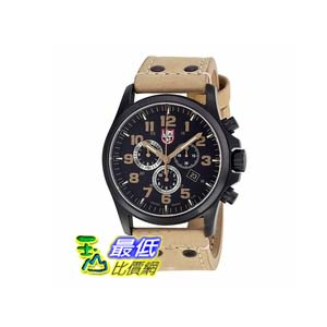 [美國直購 ShopUSA] Luminox Atacama 手錶 Black Dial Brown Leather Mens Watch SU1945 bfy $21312