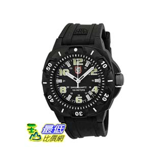 [美國直購 ShopUSA] Luminox Night View 手錶 Black Dial Black Carbon Reinforced Polymer Case Black Rubber Strap Mens Watch SU0201.SL $6835