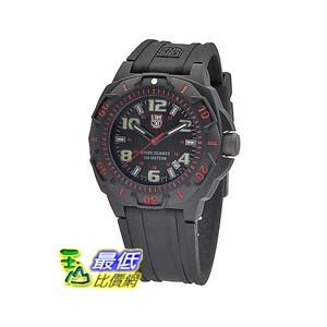 [美國直購 ShopUSA] Luminox Sentry 手錶 Black Dial Black Rubber Mens Watch SU0215.SL $5816