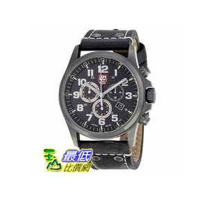 [美國直購 ShopUSA] Luminox Atacama 手錶 Field Chronograph Black Dial Black Leather Mens Watch 1941 bfy $19954