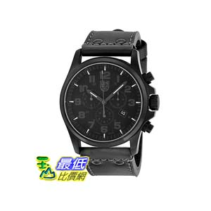 [美國直購 ShopUSA] Luminox Atacama 手錶 Field Chronograph Black Dial Black Leather Mens Watch SU1941.BO bfy $20067