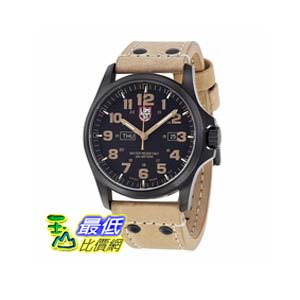 [美國直購 ShopUSA] Luminox Atacama 手錶 Field Day Black Carbon Fiber Dial Brown Leather Mens Watch 1925 bfy $16061
