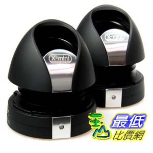 [美國直購 ShopUSA] X-Mini 音響 MAX II XAM7-B Portable Capsule Speakers, Black $2260