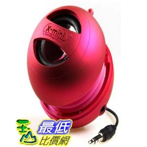 [美國直購 ShopUSA] X-Mini II 音響 XAM4-P Portable Capsule Speaker, Mono, Pink $1520