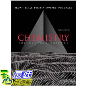 (2013 美國暢銷書榜單)Chemistry: The Central Science [Full Length] [Hardcover] Theodore E. Brown 0321696727 $6915
