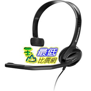 [美國直購 ShopUSA] Sennheiser 麥克風耳機 PC 21-II Single-Sided Headset with Microphone B0077L2WBK $1211