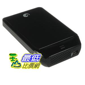 [103美國直購] Seagate 便攜式外置硬盤 GoFlex 1TB Ultra-Portable External Hard Drive for Mac in Tuxedo Black with Thunderbolt Adapter STBA1000104  $6497