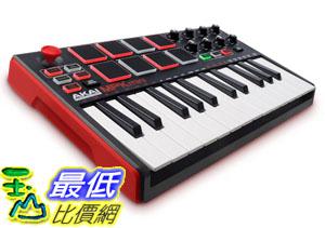 [104美國直購] Akai Professional MPK Mini MKII 25-Key 二代新版 音樂鍵盤 控制鍵盤 鍵盤