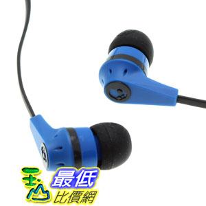 [104 美國直購] Skullcandy Ink'd 2.0 耳塞式耳機  麥克風 (Blue/Black) S2IKDY-101