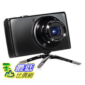 [104美國直購] JOBY GorillaPod Micro 250 GP15 Always-On Camera Tripod 迷你 腳架 桌上型 紅藍灰三色可選