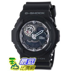 [美國直購 ShopUSA]  Casio G Shock Analog Digital Dial Black Resin 男士手錶 GA300-1ACR bfy