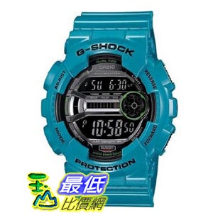 [美國直購 ShopUSA] Casio 手錶 G Shock Digital Dial Teal Resin Mens Watch GD110-2CR bfy