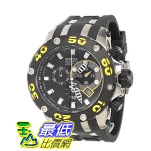 [美國直購 ShopUSA] Invicta Reserve Specialty Scuba Black Dial Chronograph 男士手錶 0902