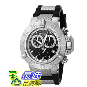 [美國直購 ShopUSA] Invicta 手錶 Mens Subaqua Collection Chronograph Watch 5511