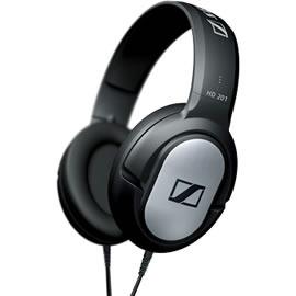志達電子 HD201 SENNHEISER HD-201 耳罩式耳機(宙宣公司貨,保固二年)