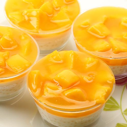 [芒果季]芒果奶酪6杯裝