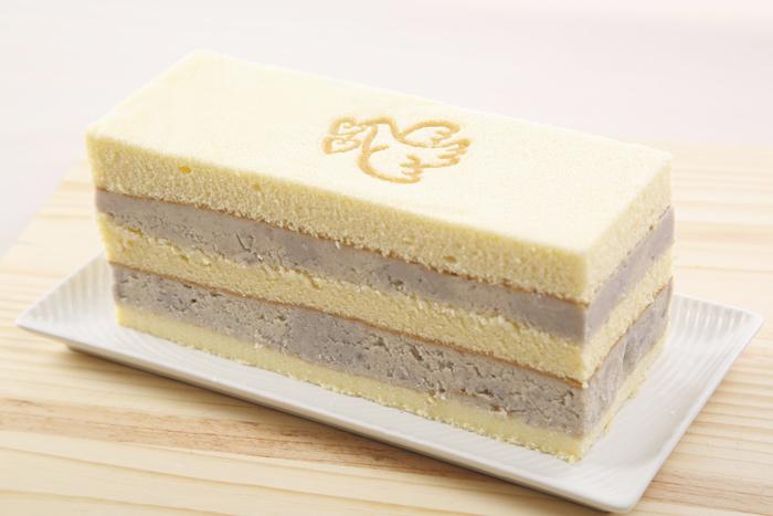 雙層芋泥蛋糕