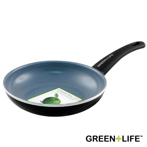 德國雙人牌代理 比利時品牌 GREEN+LIFE 20cm平煎鍋(無蓋)(BFCW000142002)