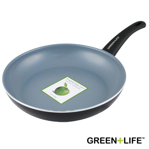 德國雙人牌代理 比利時品牌 GREEN+LIFE 28cm平煎鍋(無蓋)(BFCW000143002)