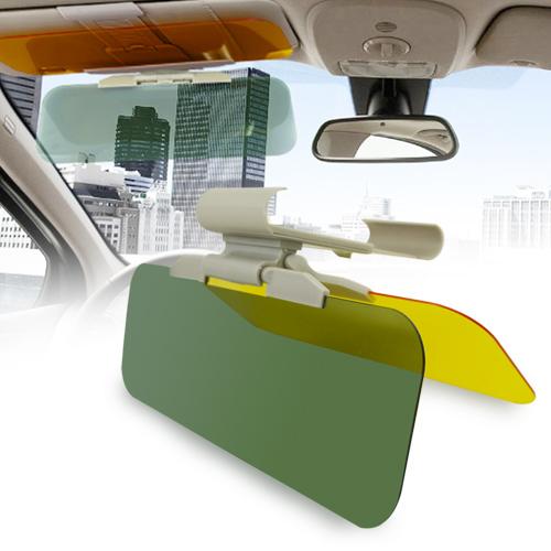 【享樂家】DIY汽車兩用防眩光遮陽鏡(ME0092)
