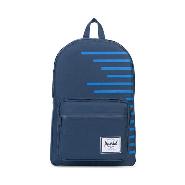 【EST】Herschel Pop Quiz 15吋電腦包 後背包 Offset系列 條紋 藍 [HS-0011-A42] G0414