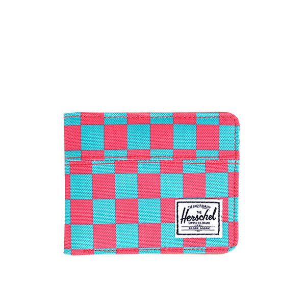 【EST】Herschel Hank Wallet 短夾 皮夾 錢包 普普風 格紋 [HS-0049-361] G0706