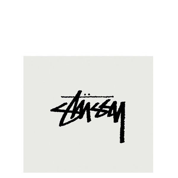 【EST】STUSSY 137269 ORIGINAL STOCK 貼紙 黑字 小 [ST-5277-002] G0428